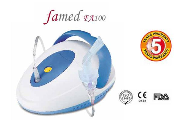 Bảo hành máy khí dung Famed FA100