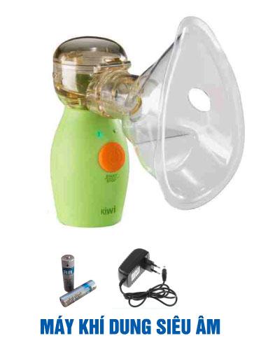Bảo hành Máy khí dung siêu âm model: Kiwi